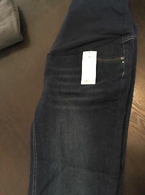 maternity skinny jeans size 12 Over Bump