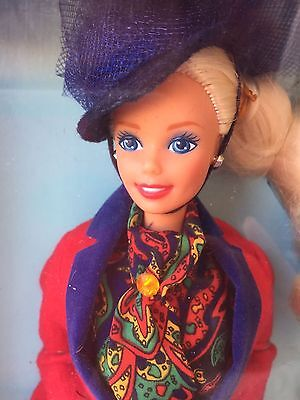1992 English Barbie - Dolls of The World Collection- NRFB