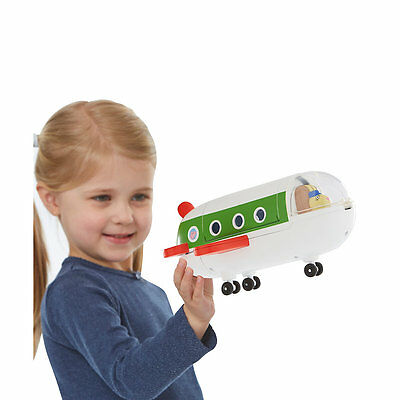 New ELC Boys and Girls Peppa Pig Air Jet Toy From 3 years
