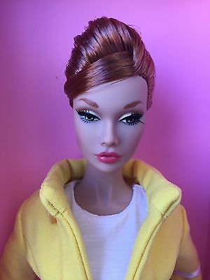 Poppy Parker Goes to Paris - Tres Chic Doll - Bon Bon Collection Integrity Toys