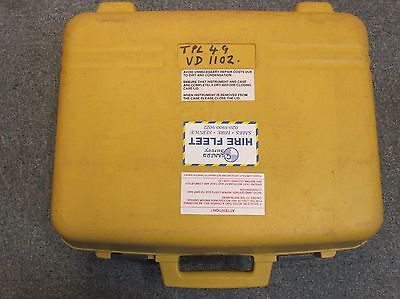 Topcon Hard Carrying Case For Pipe Laser Tp-L4