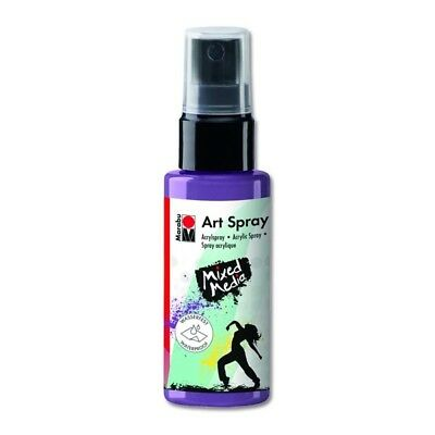 Marabu Acrylspray Art Spray 50 ml, lavendel Marabu 120905007