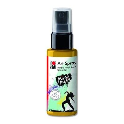 Marabu Acrylspray Art Spray 50 ml, sonnengelb Marabu 120905220