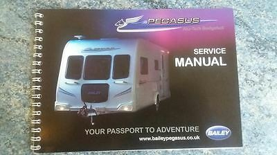 Bailey pegasus service manual