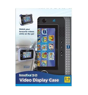 New Vtech InnoTab 3 Video Display Case Car Seat Attachment With Easy-Fit Clip