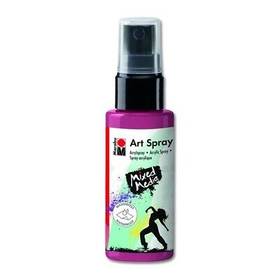 Marabu Acrylspray Art Spray 50 ml, bordeaux Marabu 120905034