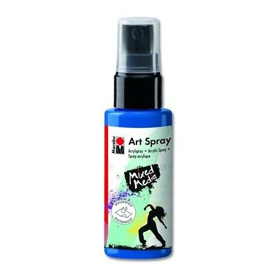 Marabu Acrylspray Art Spray 50 ml, enzian Marabu 120905057