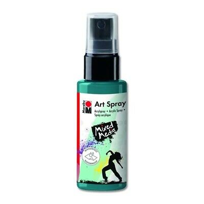 Marabu Acrylspray Art Spray 50 ml, petrol Marabu 120905092