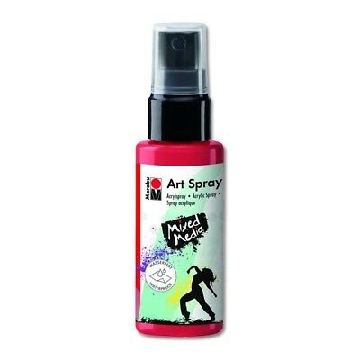 Marabu Acrylspray Art Spray 50 ml, peperoni Marabu 120905123