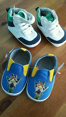 baby boy shoes 0-6 months