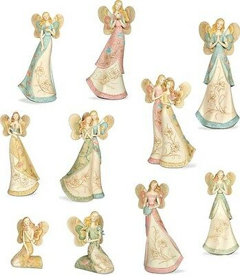 AngelStar Miaflora Angel Figurines 20 Piece Assortment