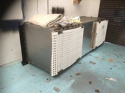 Custom Built Spray Booth Extractor Filter And Fan