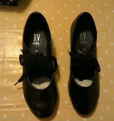 girls tap shoes size 2.5
