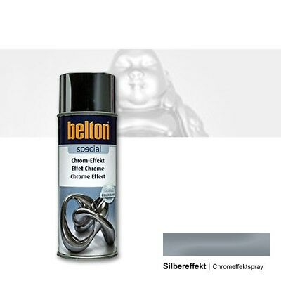Belton Spezial Chromeffektspray 400 ml Chromsilbereffekt