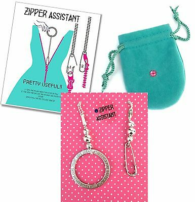 Dressing Aid Zipper Assistant Chain Pull Aid Help Zip Puller Back Zip Dresses