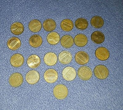 usa one cent coin bundle