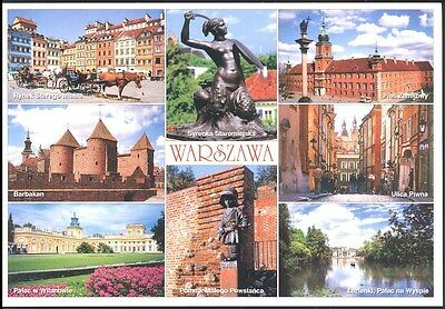 Warsaw - Poland - Multi Views