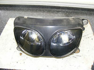 Kawasaki Zx7R Head Light, Head Lamp, Headlight, Headlamp, Twin Lights