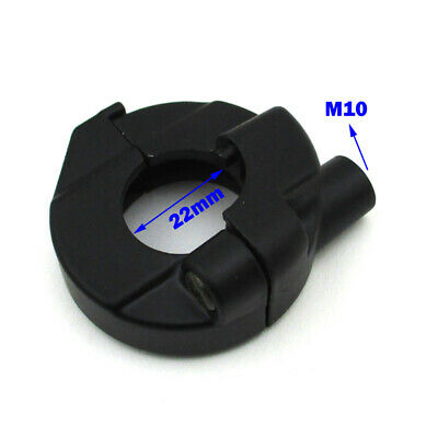 Scooter Throttle Cable Housing Clamp Holder For GY6 50cc 125cc 150cc Moped