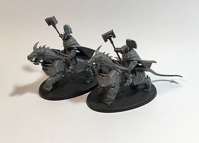 games workshop warhammer age of sigmar stormcast Dracothian Guard with hammers