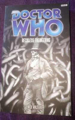 DOCTOR WHO book - Reckless Engineering