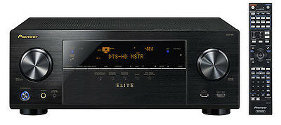 Pioneer Elite VSX-44 7.2 Channel HDMI 2.0 4K A/V Home Theater Receiver