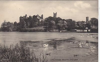 The Palace & Loch, LINLITHGOW, West Lothian