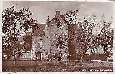 Queen Mary's House, JEDBURGH, Roxburghshire RP