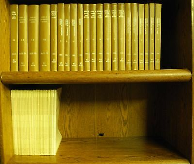 Journal of Foraminiferal Research Books USGS Library 32 Vol '71-02  Foraminifera