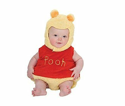 Disney Winnie the Pooh Tabard with Feature Hat - 12-18 months -