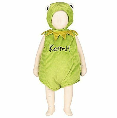 Disney The Muppets Ketmit Tabard with Feature Hat - 3-6 months -
