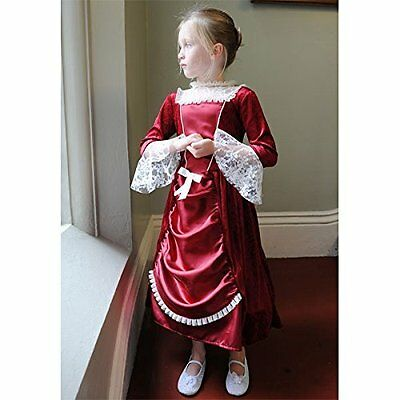 Historical Miss Isabella Costume - 9-11yrs -