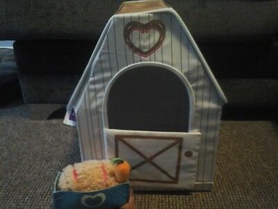 Build A Bear Horse  Stable And Food
