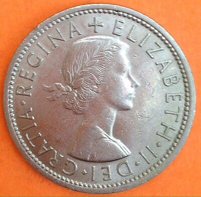 Elizabeth II  1966 Two Shillings (2116)