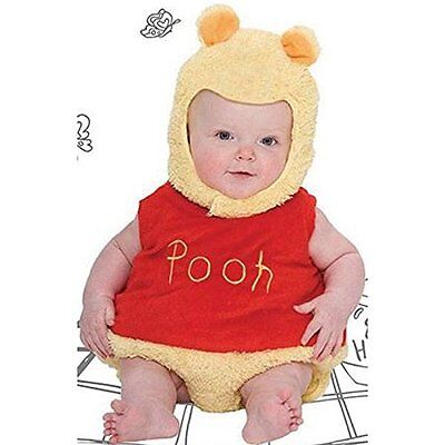 Disney Winnie the Pooh Tabard with Feature Hat - 3-6 months -