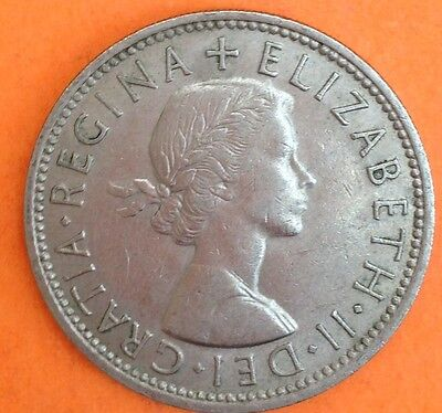 Elizabeth II  1964 Two Shillings (2111)