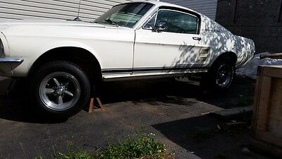 Ford: Mustang GT 1967 GT-390 Mustang FastBack