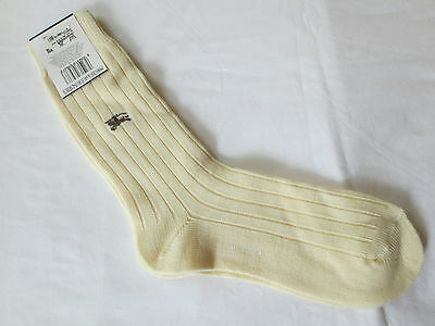 Lot BURBERRY Socks Medium (2 pairs)