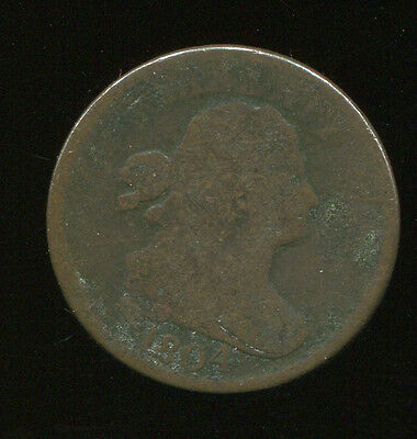 1804 stems 1/2 Cent nice circulated coin