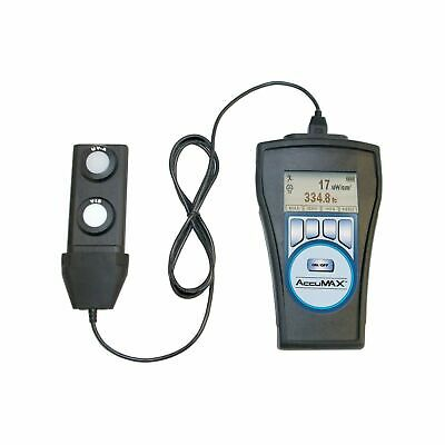 Spectroline XRP-3000 AccuMAX NDT Digital Radiometer/Photometer Kit