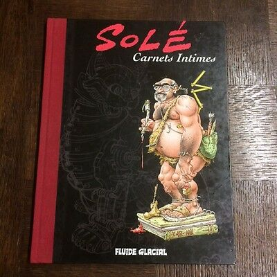 Carnets Intimes - Sole - Edition Originale