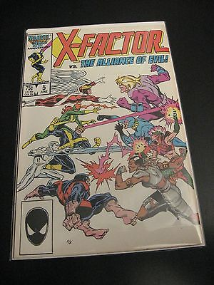 X-FACTOR #5 Key Issue (VF)