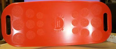 Simply Fit Core Workout Balance Board AS SEEN ON SHARK TANK COLOR ORANGE