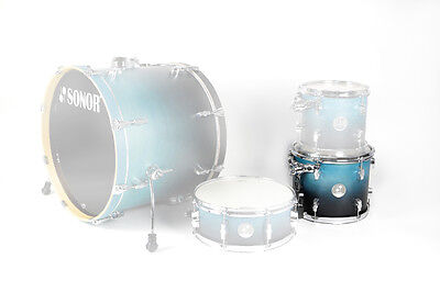 "Sonor Force 2005 12x9"" Tom Blue Fade"