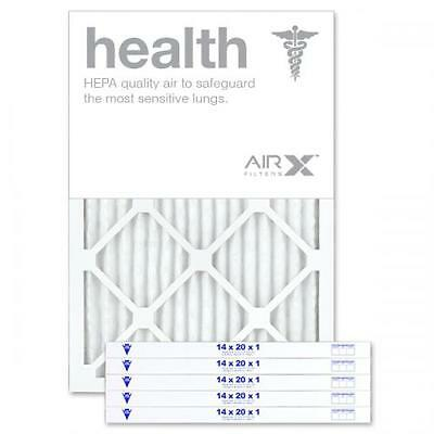 "14"" X 20"" X 1"" MERV 13 Pleated Filter- Healthy Living"