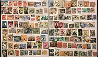 COLOMBIA STAMPS LOT- Lot N°50 - Various Colombian Stamps
