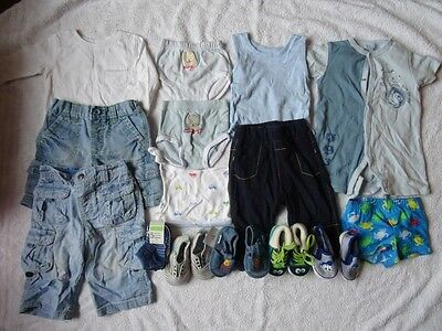 large boys 6-9 months bundle of clothes