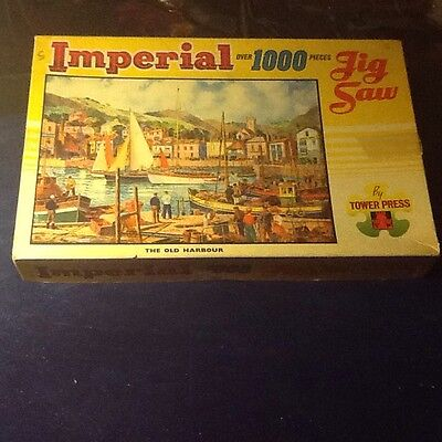 Jigsaw puzzle Imperial 1000 Pieces By Tower Press
