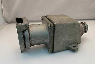 Crouse-Hinds AR642 Arktite Receptacle Housing 60A 4P 3 Wire 600VAC 250V