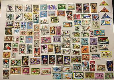 MONGOLIA STAMPS LOT- Lot N°81 - Various Mongolian Stamps